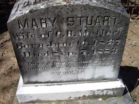 MATLOCK, MARY A - Lawrence County, Arkansas | MARY A MATLOCK - Arkansas Gravestone Photos