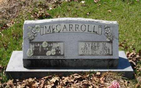 MCCARROLL, SYBLE MARIE - Lawrence County, Arkansas | SYBLE MARIE MCCARROLL - Arkansas Gravestone Photos