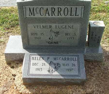 MCCARROLL, HELEN P. - Lawrence County, Arkansas   HELEN P. MCCARROLL - Arkansas Gravestone Photos