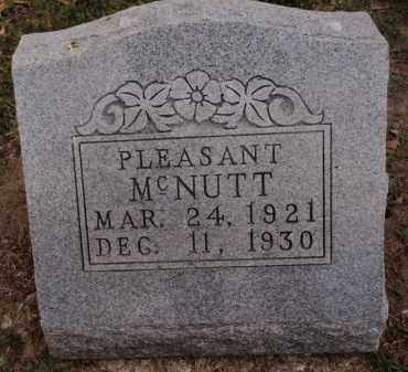 MCNUTT, PLEASANT - Lawrence County, Arkansas | PLEASANT MCNUTT - Arkansas Gravestone Photos