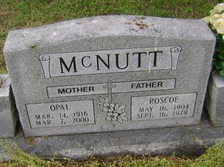 MCNUTT, OPAL - Lawrence County, Arkansas | OPAL MCNUTT - Arkansas Gravestone Photos