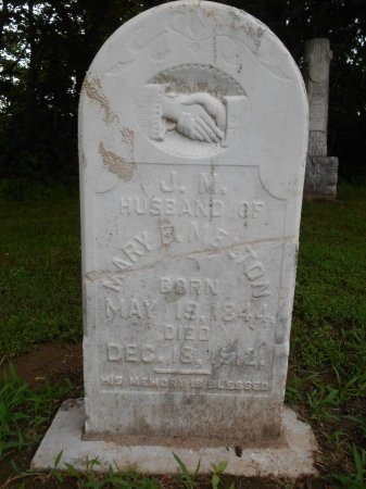 MELTON, J M - Lawrence County, Arkansas | J M MELTON - Arkansas Gravestone Photos