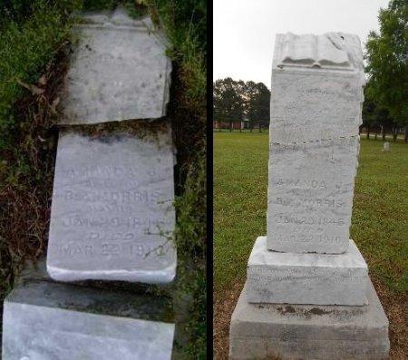 MORRIS, AMANDA J - Lawrence County, Arkansas | AMANDA J MORRIS - Arkansas Gravestone Photos