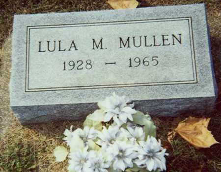 MULLEN, LULA MAE - Lawrence County, Arkansas   LULA MAE MULLEN - Arkansas Gravestone Photos