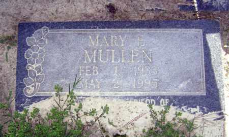 MULLEN, MARY E. - Lawrence County, Arkansas   MARY E. MULLEN - Arkansas Gravestone Photos