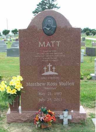 MULLEN, MATTHEW ROSS - Lawrence County, Arkansas | MATTHEW ROSS MULLEN - Arkansas Gravestone Photos