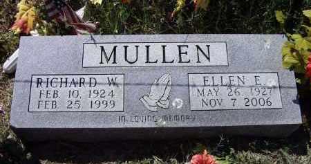 MULLEN, ELLEN ELIZABETH - Lawrence County, Arkansas   ELLEN ELIZABETH MULLEN - Arkansas Gravestone Photos
