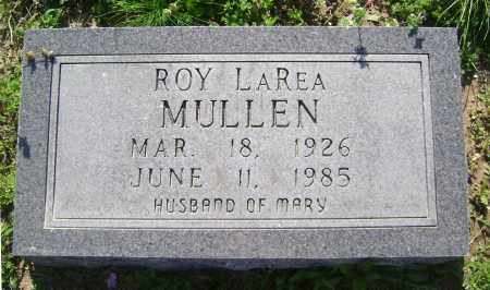 MULLEN, ROY LAREA - Lawrence County, Arkansas | ROY LAREA MULLEN - Arkansas Gravestone Photos