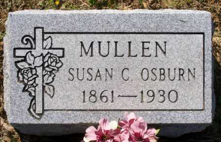 """MULLEN, SUSAN """"SUSIEY"""" CATHERINE - Lawrence County, Arkansas 