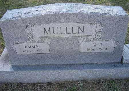 MULLEN, EMMA ELIZABETH - Lawrence County, Arkansas | EMMA ELIZABETH MULLEN - Arkansas Gravestone Photos