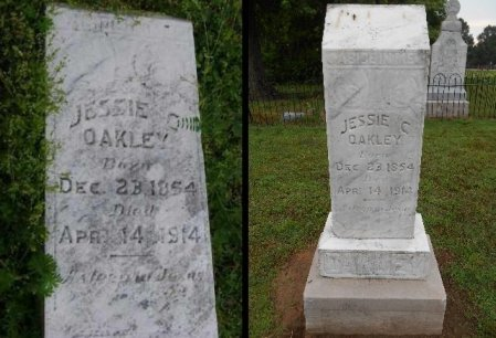 OAKLEY, JESSIE C - Lawrence County, Arkansas | JESSIE C OAKLEY - Arkansas Gravestone Photos