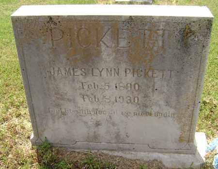 PICKETT, JAMES LYNN - Lawrence County, Arkansas | JAMES LYNN PICKETT - Arkansas Gravestone Photos
