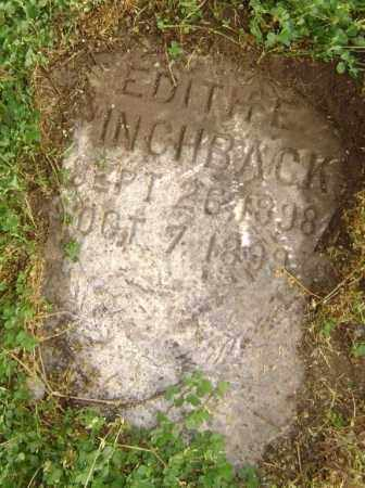 PINCHBACK, EDITH E. - Lawrence County, Arkansas | EDITH E. PINCHBACK - Arkansas Gravestone Photos