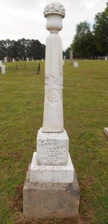 PINNELL, JOHN SILAS - Lawrence County, Arkansas | JOHN SILAS PINNELL - Arkansas Gravestone Photos