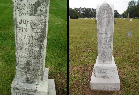 PINNELL, NANCY C - Lawrence County, Arkansas | NANCY C PINNELL - Arkansas Gravestone Photos