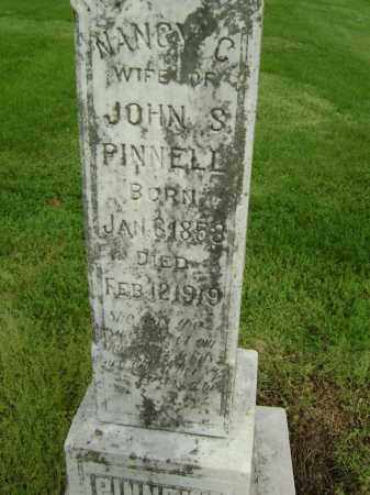 PINNELL, NANCY C. - Lawrence County, Arkansas | NANCY C. PINNELL - Arkansas Gravestone Photos