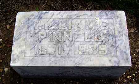 PINNELL, WILLIAM G. - Lawrence County, Arkansas | WILLIAM G. PINNELL - Arkansas Gravestone Photos