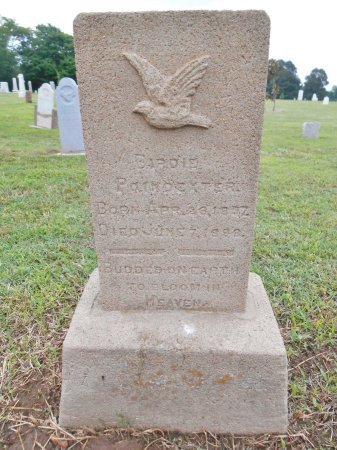 POINDEXTER, BIRDIE - Lawrence County, Arkansas | BIRDIE POINDEXTER - Arkansas Gravestone Photos