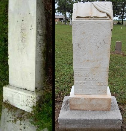 POOLE, FRANK - Lawrence County, Arkansas | FRANK POOLE - Arkansas Gravestone Photos