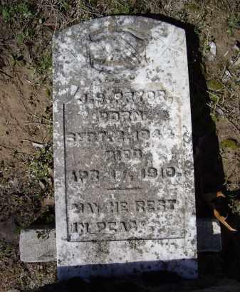 "PRYOR, JAMES S ""J S"" - Lawrence County, Arkansas | JAMES S ""J S"" PRYOR - Arkansas Gravestone Photos"
