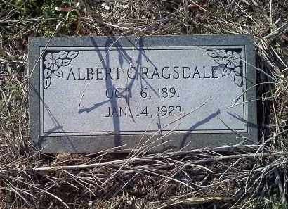 RAGSDALE, ALBERT CLIFFORD - Lawrence County, Arkansas   ALBERT CLIFFORD RAGSDALE - Arkansas Gravestone Photos