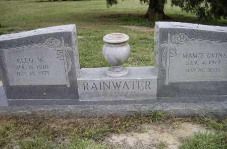 RAINWATER, MAMIE - Lawrence County, Arkansas | MAMIE RAINWATER - Arkansas Gravestone Photos