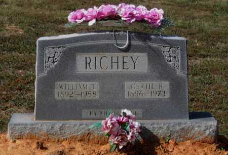 SMITH, GERTIE RUTH KING RICHEY - Lawrence County, Arkansas | GERTIE RUTH KING RICHEY SMITH - Arkansas Gravestone Photos