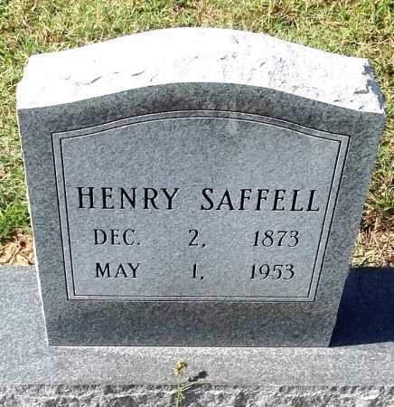 SAFFELL, WILLIAM HENRY - Lawrence County, Arkansas | WILLIAM HENRY SAFFELL - Arkansas Gravestone Photos
