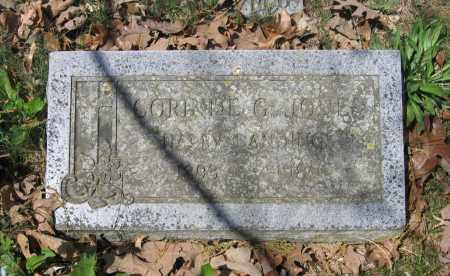 JONES, CORINNE HURD GIBSON SANERS YOUNG - Lawrence County, Arkansas | CORINNE HURD GIBSON SANERS YOUNG JONES - Arkansas Gravestone Photos