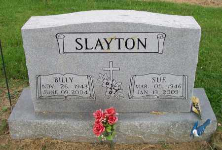 SLAYTON, BILLY JOE - Lawrence County, Arkansas | BILLY JOE SLAYTON - Arkansas Gravestone Photos