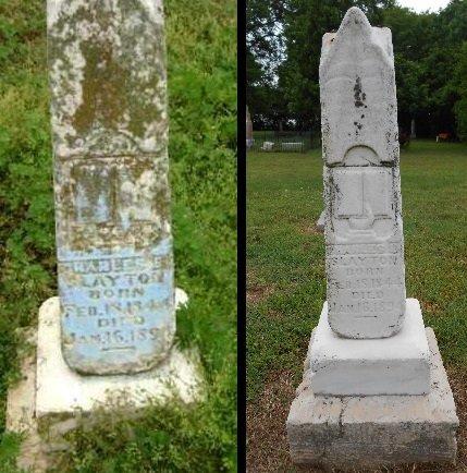SLAYTON, CHARLES E - Lawrence County, Arkansas | CHARLES E SLAYTON - Arkansas Gravestone Photos