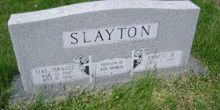 SLAYTON, ELKE - Lawrence County, Arkansas | ELKE SLAYTON - Arkansas Gravestone Photos