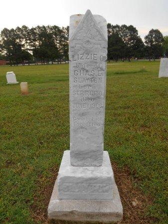 SLAYTON, LIZZIE O - Lawrence County, Arkansas | LIZZIE O SLAYTON - Arkansas Gravestone Photos