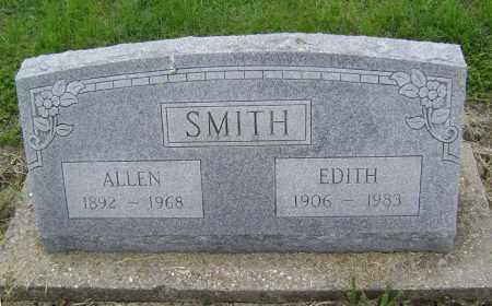 SMITH, ALLEN - Lawrence County, Arkansas   ALLEN SMITH - Arkansas Gravestone Photos