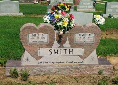 SMITH, BILLY DON - Lawrence County, Arkansas | BILLY DON SMITH - Arkansas Gravestone Photos