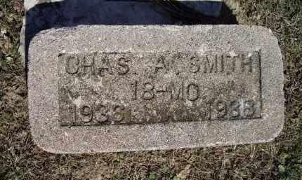 SMITH, CHARLES A. - Lawrence County, Arkansas   CHARLES A. SMITH - Arkansas Gravestone Photos
