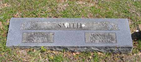 SMITH, MINNIE BELLE - Lawrence County, Arkansas | MINNIE BELLE SMITH - Arkansas Gravestone Photos