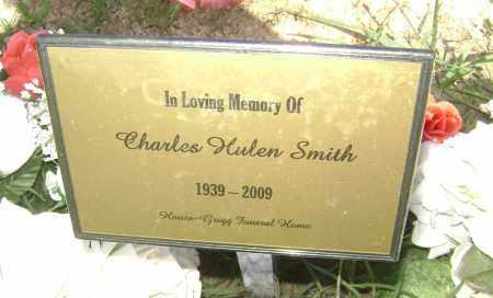 SMITH, CHARLES HULEN - Lawrence County, Arkansas | CHARLES HULEN SMITH - Arkansas Gravestone Photos