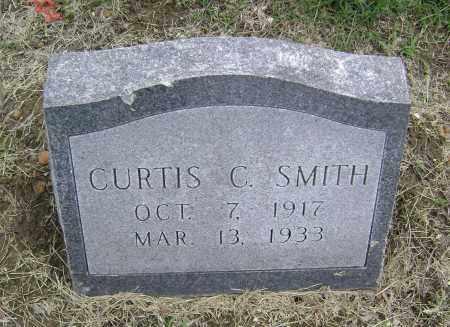 SMITH, CURTIS C. - Lawrence County, Arkansas   CURTIS C. SMITH - Arkansas Gravestone Photos