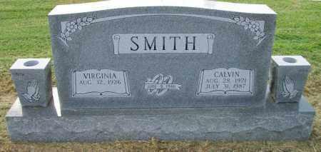 SMITH, CALIVN PALMER - Lawrence County, Arkansas   CALIVN PALMER SMITH - Arkansas Gravestone Photos
