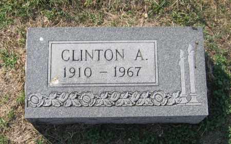 SMITH, CLINTON A. - Lawrence County, Arkansas   CLINTON A. SMITH - Arkansas Gravestone Photos