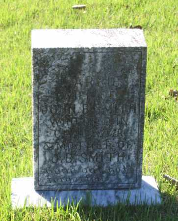 """SMITH, CORRIE D. B. """"CARRIE"""" - Lawrence County, Arkansas 