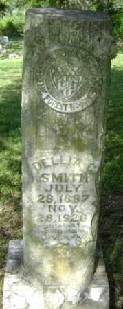 SMITH, DELLIA C. - Lawrence County, Arkansas   DELLIA C. SMITH - Arkansas Gravestone Photos