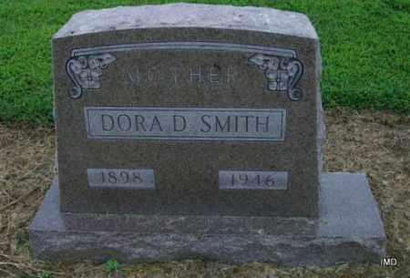 SMITH, DORA D. - Lawrence County, Arkansas | DORA D. SMITH - Arkansas Gravestone Photos