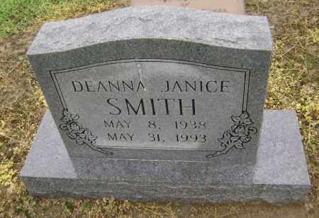 SMITH, DEANNA JANICE - Lawrence County, Arkansas | DEANNA JANICE SMITH - Arkansas Gravestone Photos