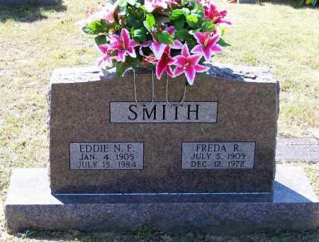 SMITH, FREDA RUTHEL - Lawrence County, Arkansas   FREDA RUTHEL SMITH - Arkansas Gravestone Photos