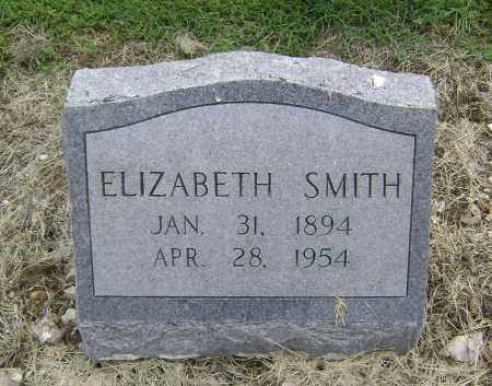 SMITH, ELIZABETH - Lawrence County, Arkansas | ELIZABETH SMITH - Arkansas Gravestone Photos