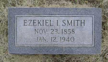 SMITH, EZEKIEL I. - Lawrence County, Arkansas | EZEKIEL I. SMITH - Arkansas Gravestone Photos
