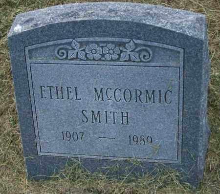 SMITH, ETHEL - Lawrence County, Arkansas   ETHEL SMITH - Arkansas Gravestone Photos