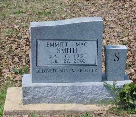 SMITH, EMMITT MAC - Lawrence County, Arkansas   EMMITT MAC SMITH - Arkansas Gravestone Photos